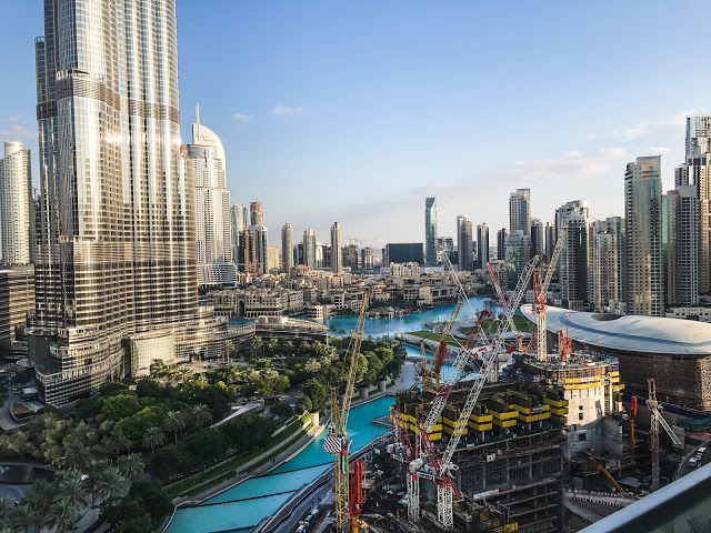 dubai investment market