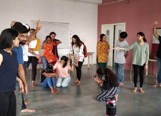 ba in journalism and mass communication colleges in gujarat
