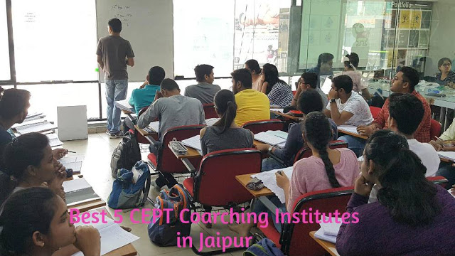 best CEPT coaching institutes in Jaipur