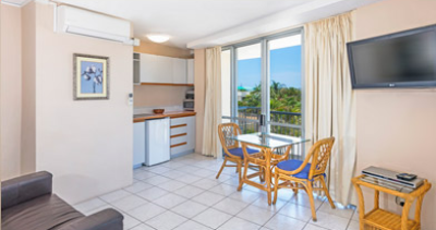 Holiday accommodation Sunshine Coast