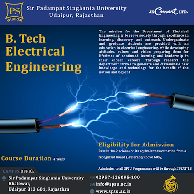 electrical engineering colleges in rajasthan