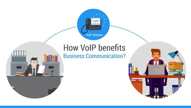 VoIP can benefit business communication