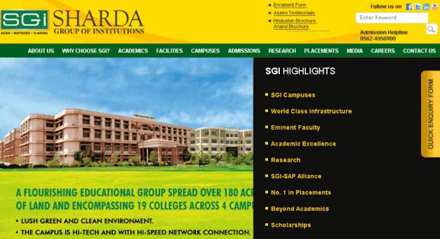 Best MBA colleges in Uttar Pradesh
