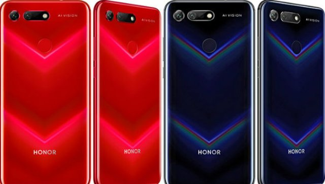 Honor View 20 India price leaked