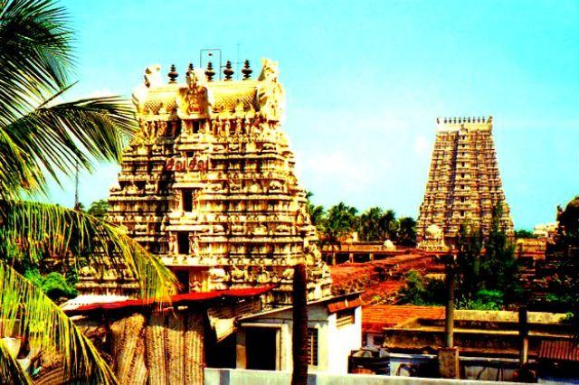 ramanatha swamy temple south india