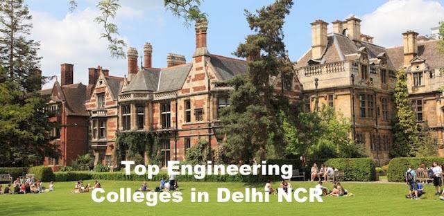 top engineering colleges in delhi ncr