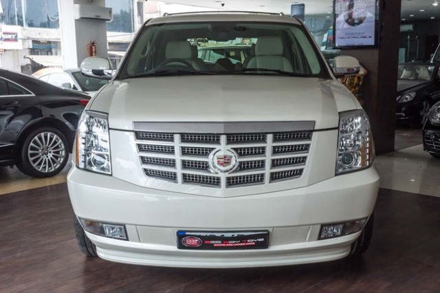 Buying Cadillac